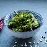 Grünkohl Chips – der perfekte Snack für Zwischendurch